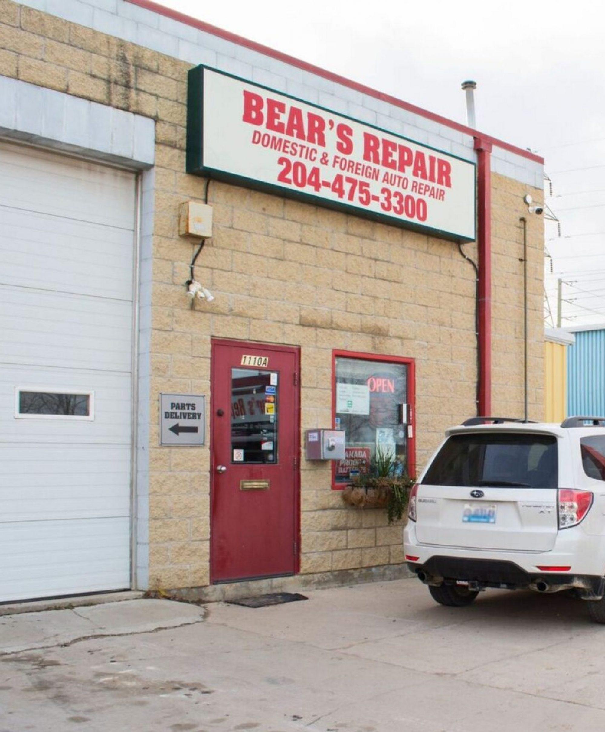 Bear's Repair Auto Service